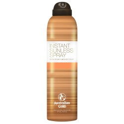 AUSTRALIAN GOLD INSTANT SUNLESS SPRAY 177 ML