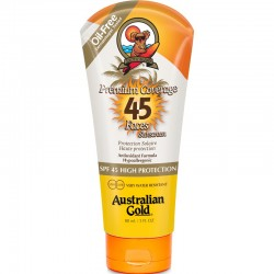 AUSTRALIAN GOLD PREMIUM COVERAGE SPF 45 FACE 88 ML