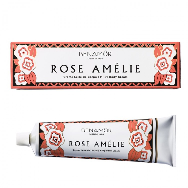 BENAMOR ROSE AMELIE BODY CREAM 150 ML
