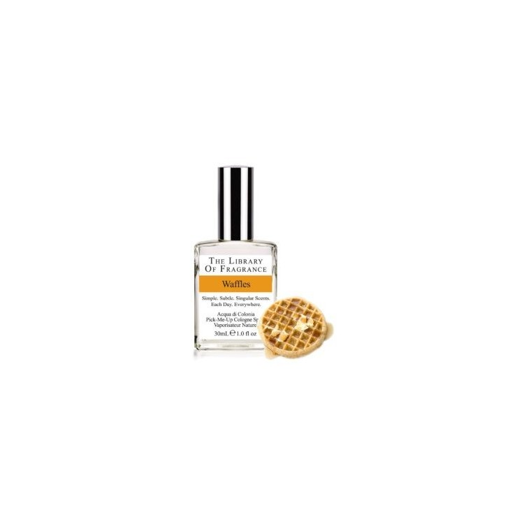 THE LIBRARY OF FRAGRANCE WAFFLES