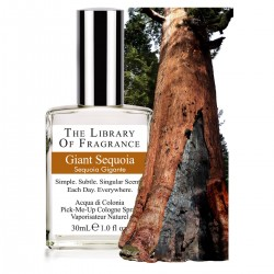 THE LIBRARY OF FRAGRANCE GIANT SEQUOIA