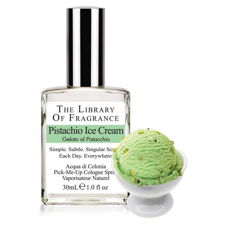 THE LIBRARY OF FRAGRANCE PISTACCHIO ICE CREAM