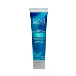 MIAMI BEACH SEA SUNSCREEN LOTION SPF 30 148 ML