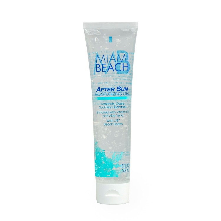MIAMI BEACH AFTER SUN MOISTURIZING GEL 148 ML