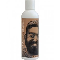 BEARDSLEY ULTRA SHAMPOO FOR BEARDS ALLSPICE FLAVOR 237 ML