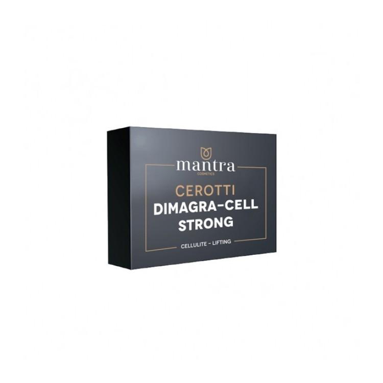 MANTRA COSMETICS CEROTTI DIMAGRA-CELL STRONG 6 TRATTAMENTI