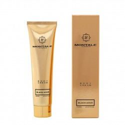 MONTALE PARFUMS BLACK AOUD BODY CREAM 150 ML