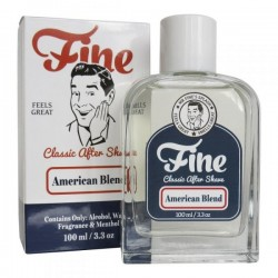 FINE CLASSIC AFTER SHAVE AMERICAN BLEND 100 ML
