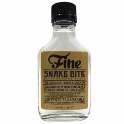 FINE CLASSIC AFTER SHAVE SNAKE BITE 100 ML