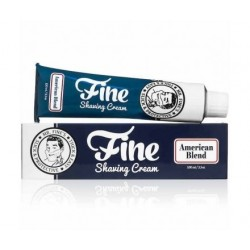 FINE AMERICAN BLEND SHAVING CREAM TUBO 100 ML