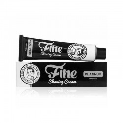 FINE PLATINUM SHAVING CREAM TUBO 100 ML