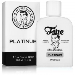 FINE PLATINUM AFTER SHAVE BALM 100 ML