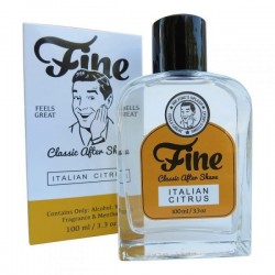 FINE CLASSIC AFTER SHAVE ITALIAN CITRUS 100 ML