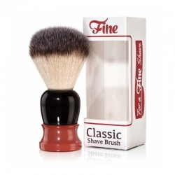 FINE ACCOUTREMENTS CLASSIC SHAVE ANGEL HAIR BRUSH