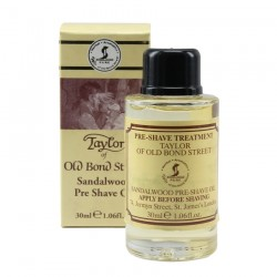 TAYLOR OF OLD BOND STREET SANDALWOOD PRE-SHAVE OIL 30 ML
