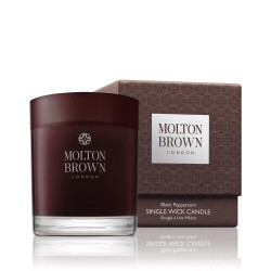MOLTON BROWN BLACK PEPPERCORN CANDELA 1 STOPPINO
