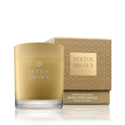 MOLTON BROWN OUDH ACCORD & GOLD CANDELA 1 STOPPINO