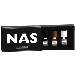 NASOMATTO NAS PERFUME OIL 3X4 ML BLACK AFGANO- PARDON- BLAMAGE