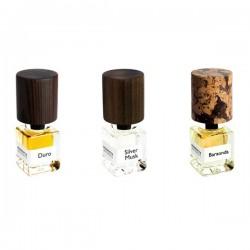 NASOMATTO TTO PERFUME OIL 3X4 ML DURO- SILVER MUSK-BARAONDA