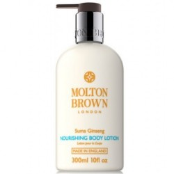 MOLTON BROWN SUMA GINSENG BODY LOTION 300 ML