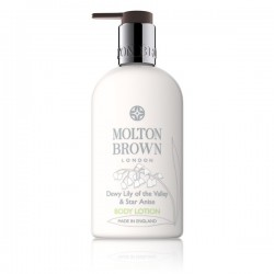 MOLTON BROWN DEWY LILY OF THE VALLEY & STAR ANICE BODY LOTION 300 ML