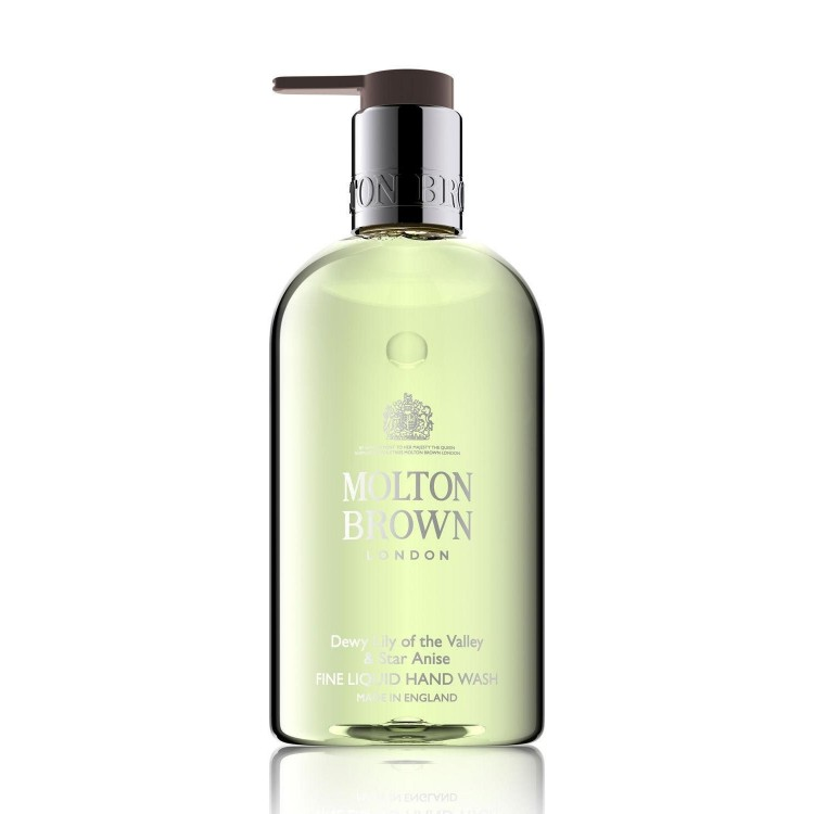 MOLTON BROWN DEWY LILY OF THE VALLEY & STAR ANICE HAND WASH 300 ML