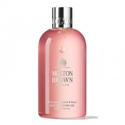 MOLTON BROWN DELICIOUS RHUBARB & ROSE BATH & SHOWER GEL 300 ML