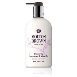 MOLTON BROWN BLOSSOMING HONEYSUCKLE & WHITE TEA BODY LOTION 300 ML