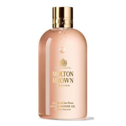 MOLTON BROWN JASMINE & SUN ROSE  BATH & SHOWER GEL 300 ML