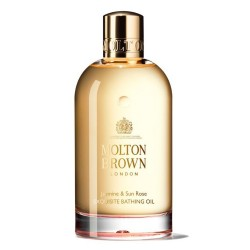 MOLTON BROWN JASMINE & SUN ROSE EXQUISITE BATHING OIL 200 ML