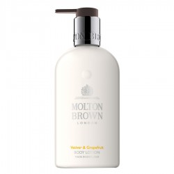 MOLTON BROWN VETIVER & GRAPEFRUIT BODY LOTION 300 ML
