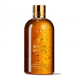 MOLTON BROWN MESMERISING OUDH ACCORD & GOLD SHOWER GEL 300 ML