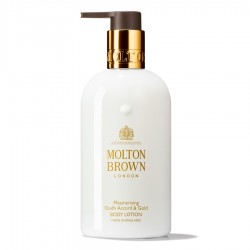 MOLTON BROWN MESMERISING OUDH ACCORD & GOLD BODY LOTION 300 ML