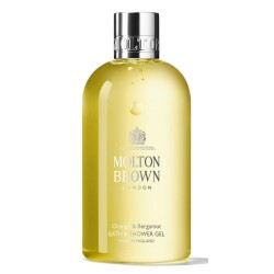 MOLTON BROWN ORANGE & BERGAMOT SHOWER GEL 300 ML