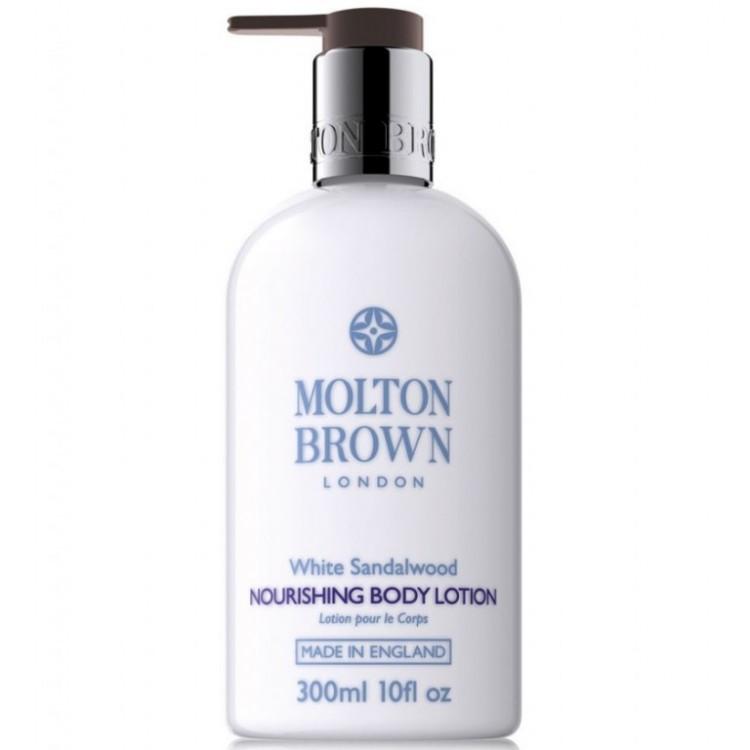 MOLTON BROWN WHITE SANDALWOOD BODY LOTION 300 ML