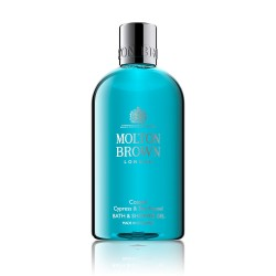 MOLTON BROWN COASTAL CYPRESS & SEA FENNEL BATH & SHOWER GEL 300 ML