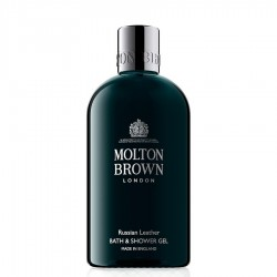 MOLTON BROWN RUSSIAN LEATHER SHOWER GEL 300 ML