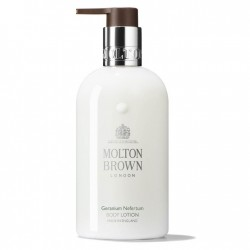 MOLTON BROWN GERANIUM NEFERTUM BODY LOTION 300 ML