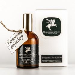 MASSIMILIANO TORTI Bergamotto Amber09 PARFUM 100 ML