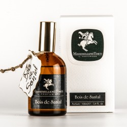 MASSIMILIANO TORTI Bois de Santal PARFUM 100 ML
