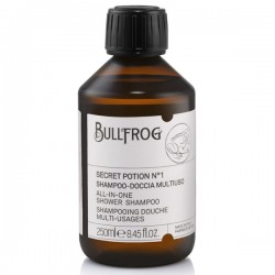 BULLFROG SECRET POTION N°1 SHAMPOO DOCCIA MULTIUSO 250 ML