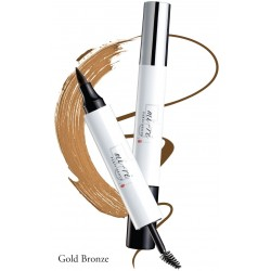 MI-RE' BROW PLUME PERFECTION MASCARA 1 GOLDEN BRONZE