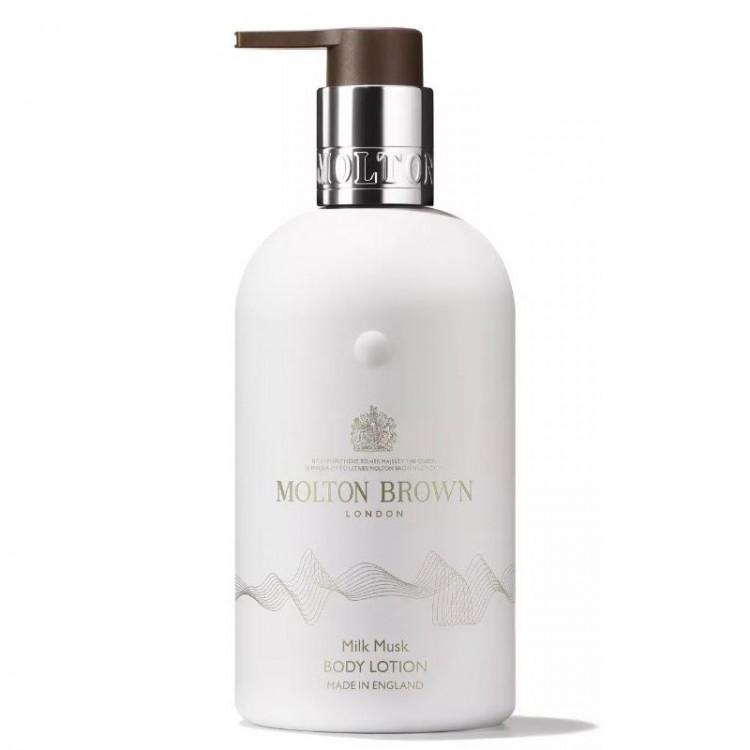 MOLTON BROWN MILK MUSK BODY LOTION 300 ML