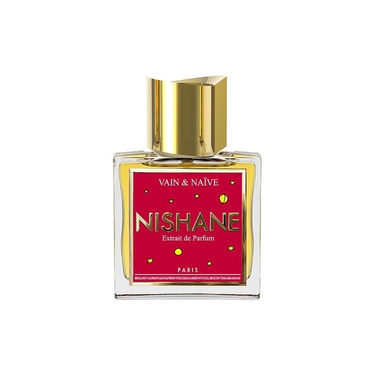 NISHANE ISTANBUL VAIN & NAIVE EXTRAIT 50 ML